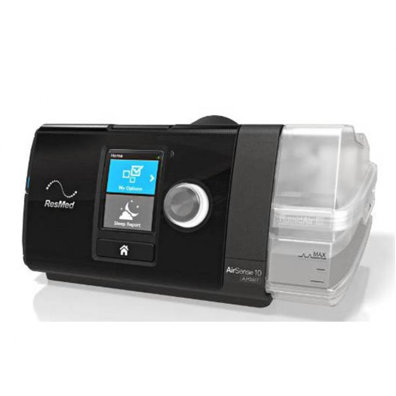 Resmed  AirSense™ 10  Autoset  CPAP (  全自動陽壓呼吸器內含潮濕器 )